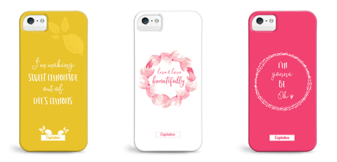 Check out these cute, colorful and girly girl iPhone wallpapers and cases by Cuptakes.com ★ Read more at www.preppywallpapers.com or follow us on Pinterest @blossomcases