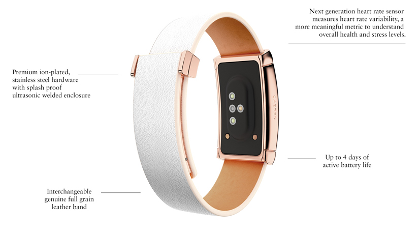 The Sona Connected Bracelet tracks your wellness goals ★ Read more at www.preppywallpapers.com or follow us on Pinterest @prettywallpaper