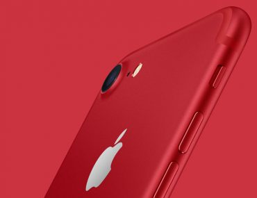 Red iPhone 7 Plus