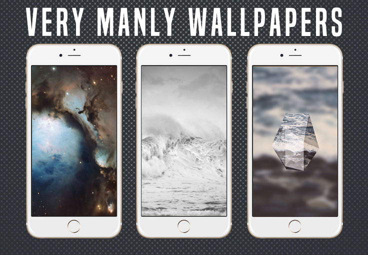 100+ Very Manly Wallpapers for your