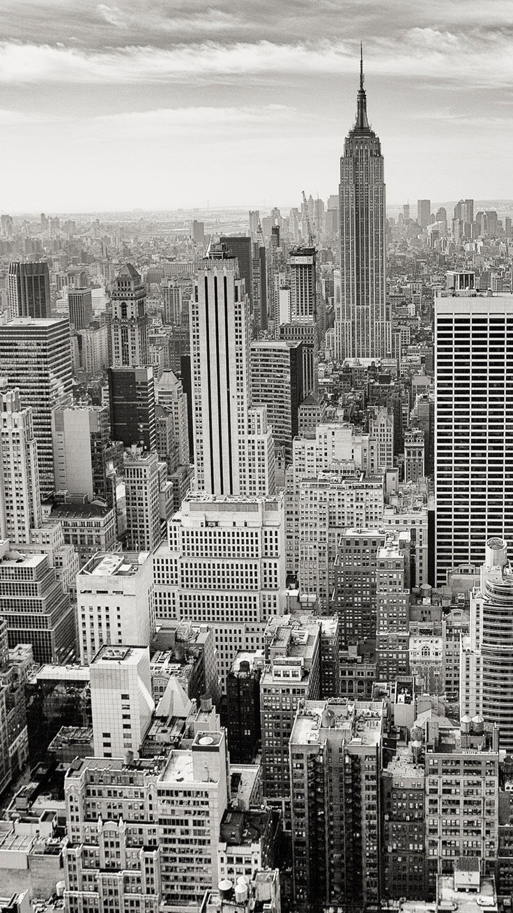 BW NYC Preppy Original 31 Free HD IPhone 7 Plus Wallpapers