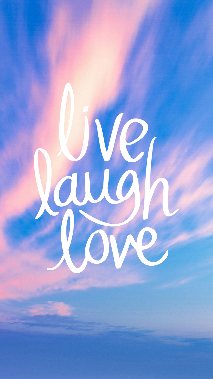 Inspirational Quotes Iphone Wallpaper Inspirational Quotes iPhone Wallpapers Live Laugh Love | Preppy  Inspirational Quotes Iphone Wallpaper