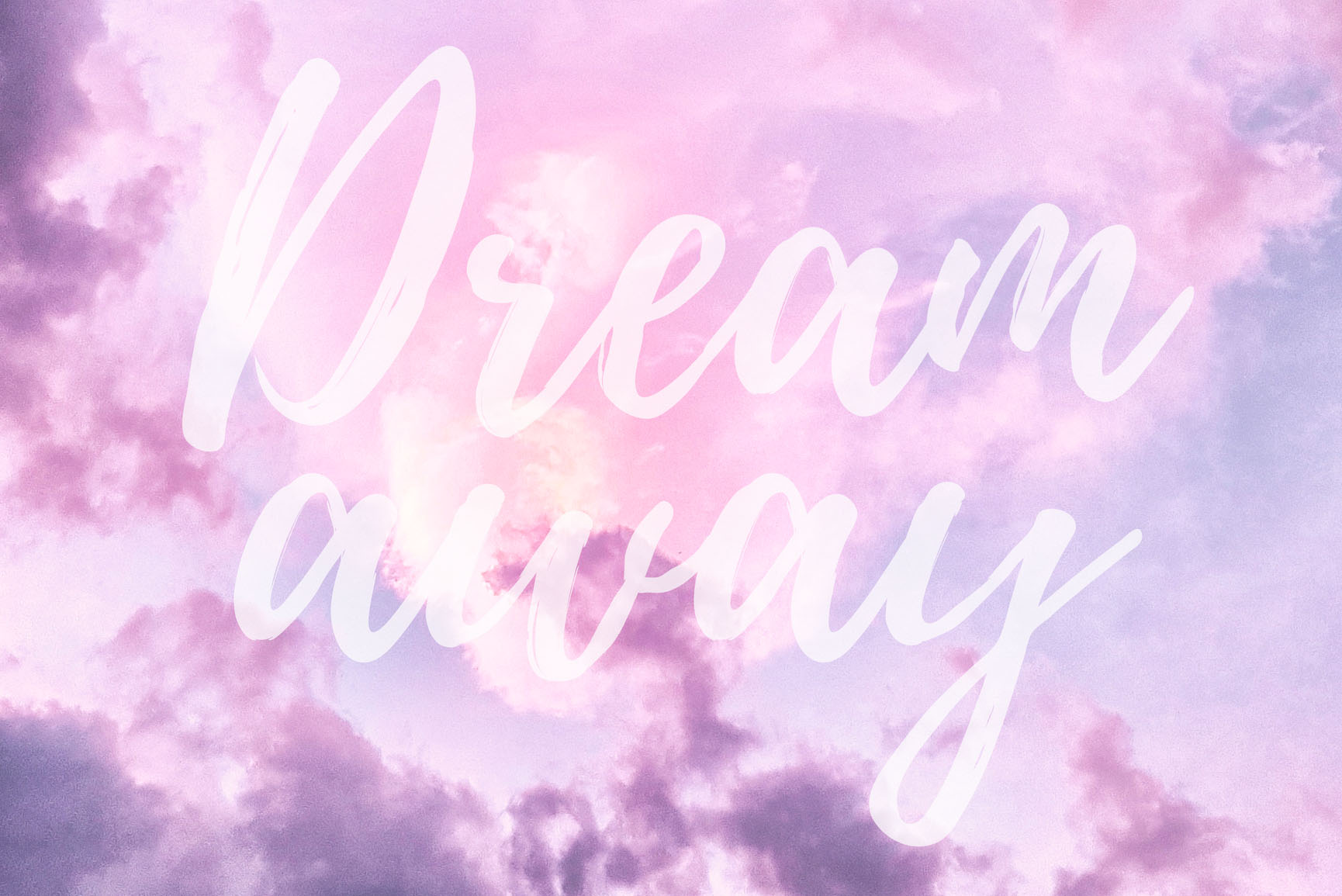6 Cloudy Pastel iPhone Wallpapers For Daydreamers