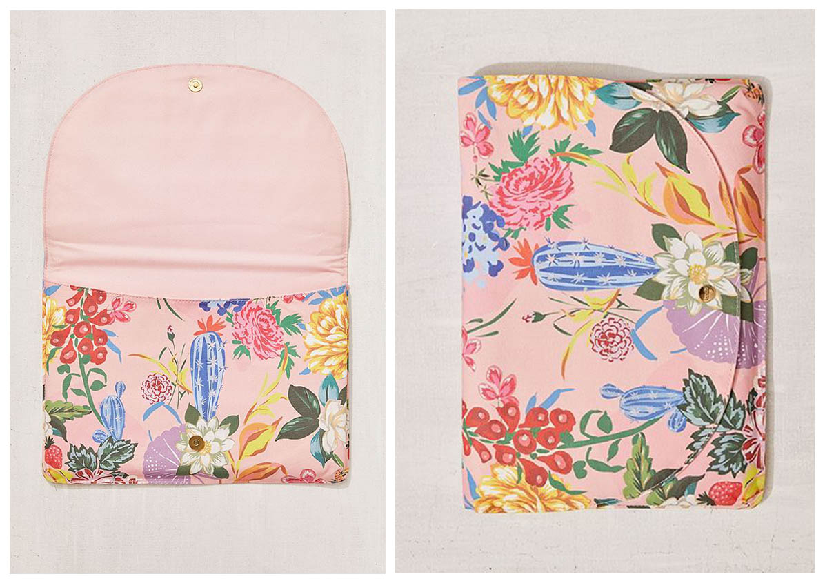 Botanical Laptop Sleeve