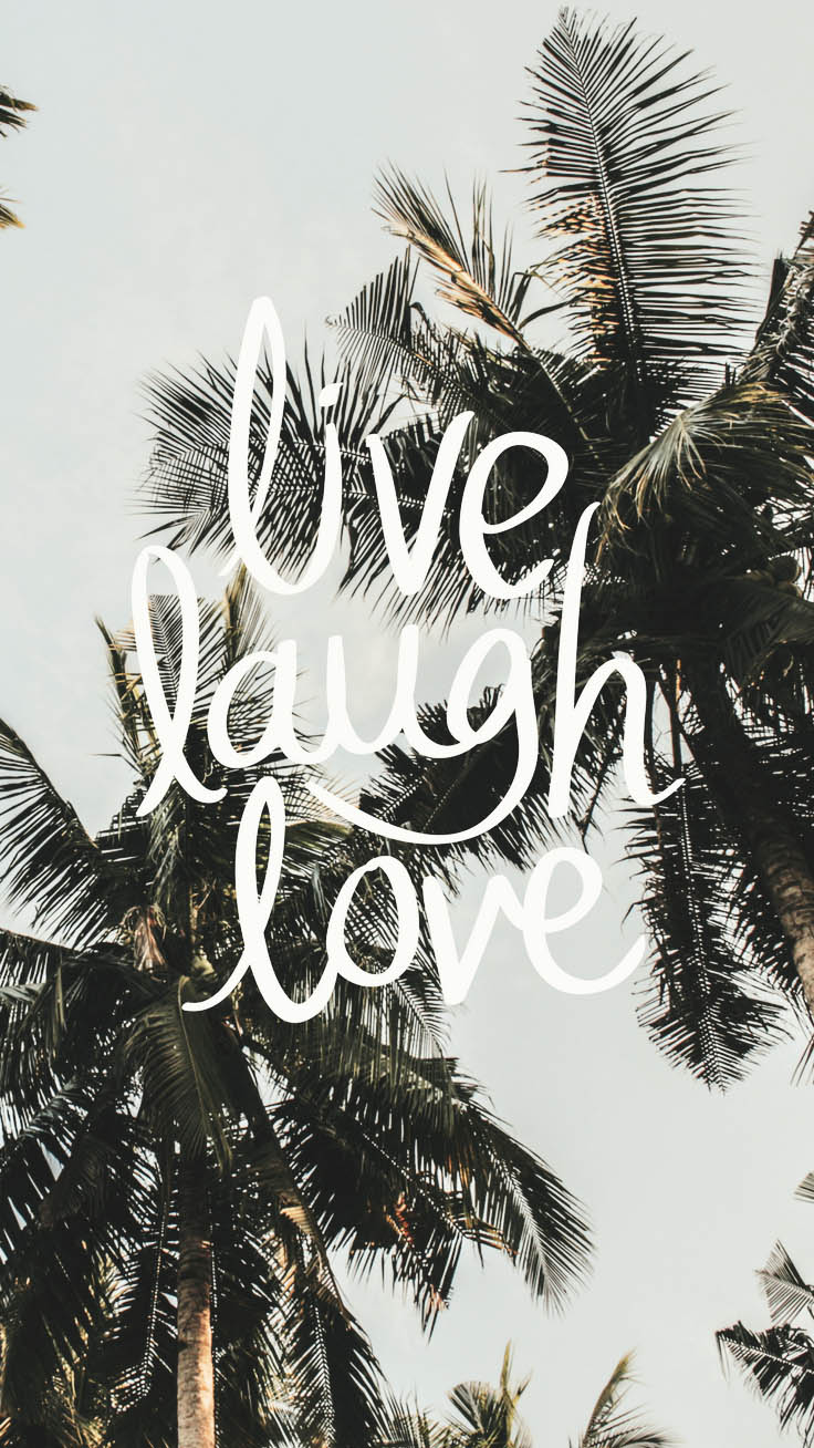 Positivity Boost iPhone Wallpaper Collection by preppywallpapers.com ...