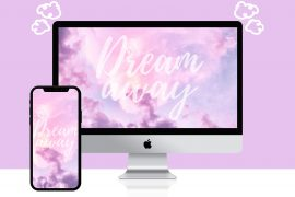Super Cute Mac iPhone Wallpaper Collection by preppywallpapers.com