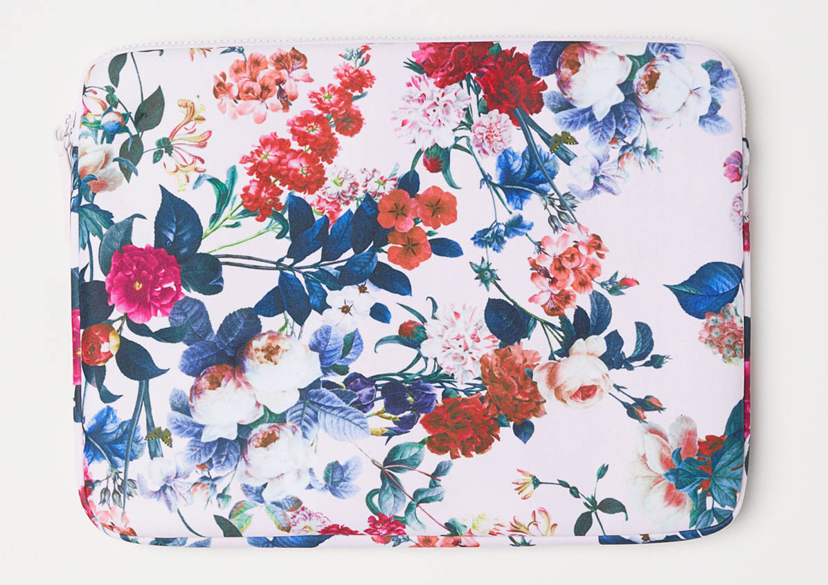 separation shoes e6250 b52b8 The Cutest Floral Laptop Case To Keep Your MacBook Safe | Preppy ...