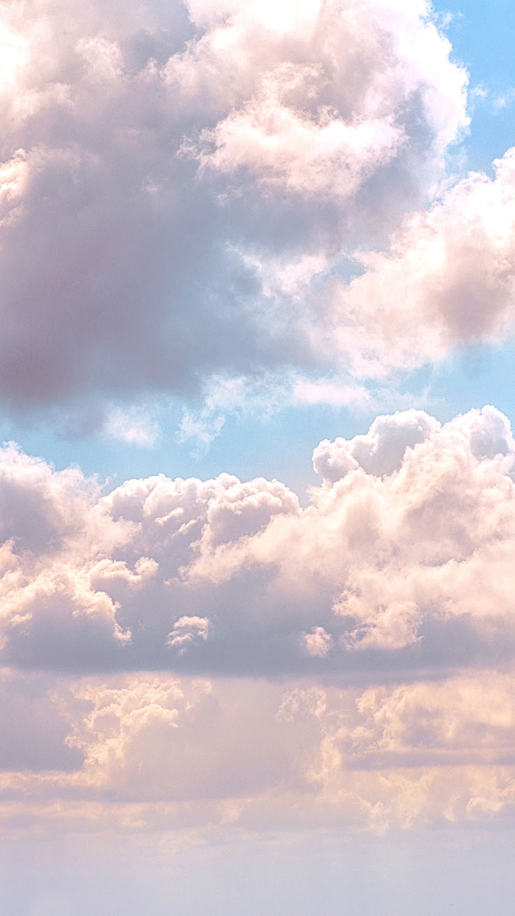 Clouds iPhone Wallpapers by Preppy Wallpapers