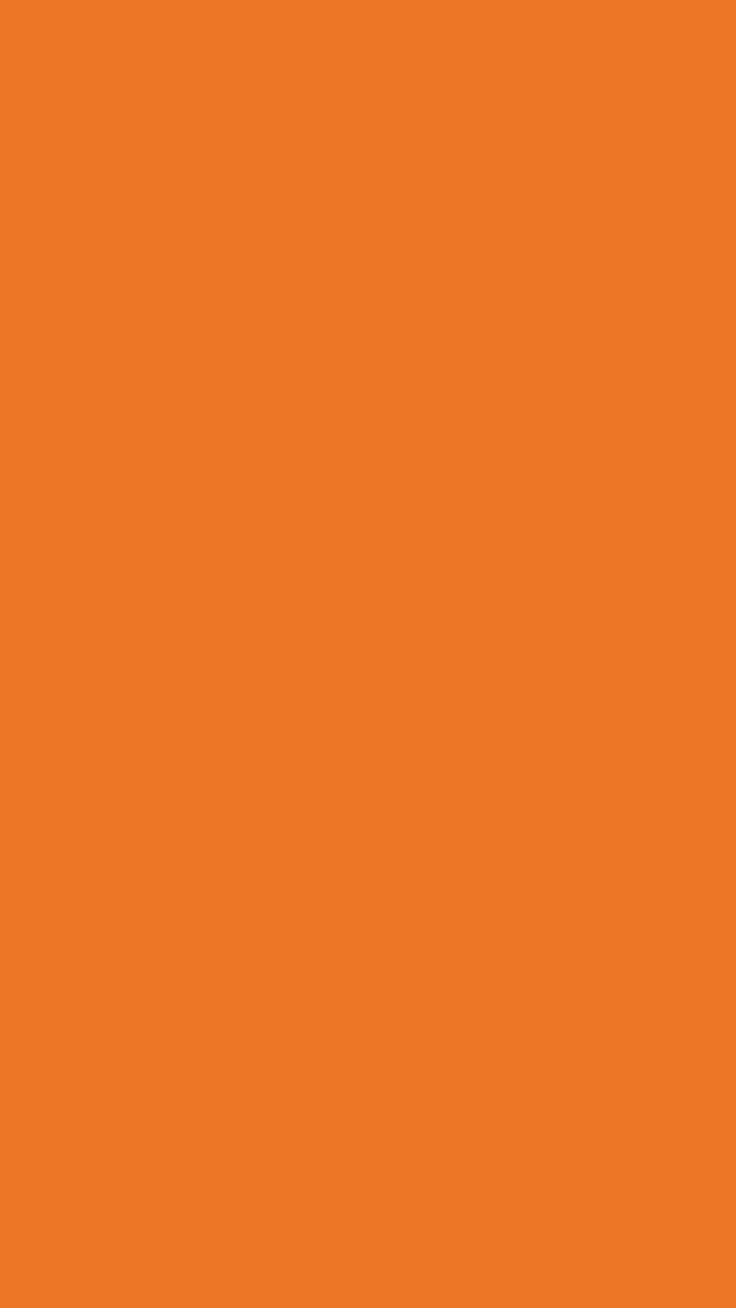 Russet Orange Pantone Fall 2018 iPhone Wallpapers by Preppy Wallpapers