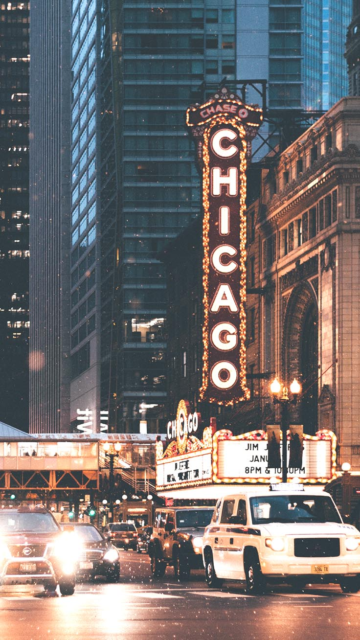Cities By Night Iphone Wallpaper Collection Preppy Wallpapers