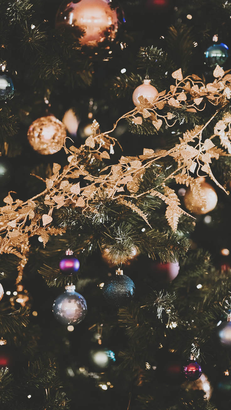 Merry Christmas iPhone Wallpapers