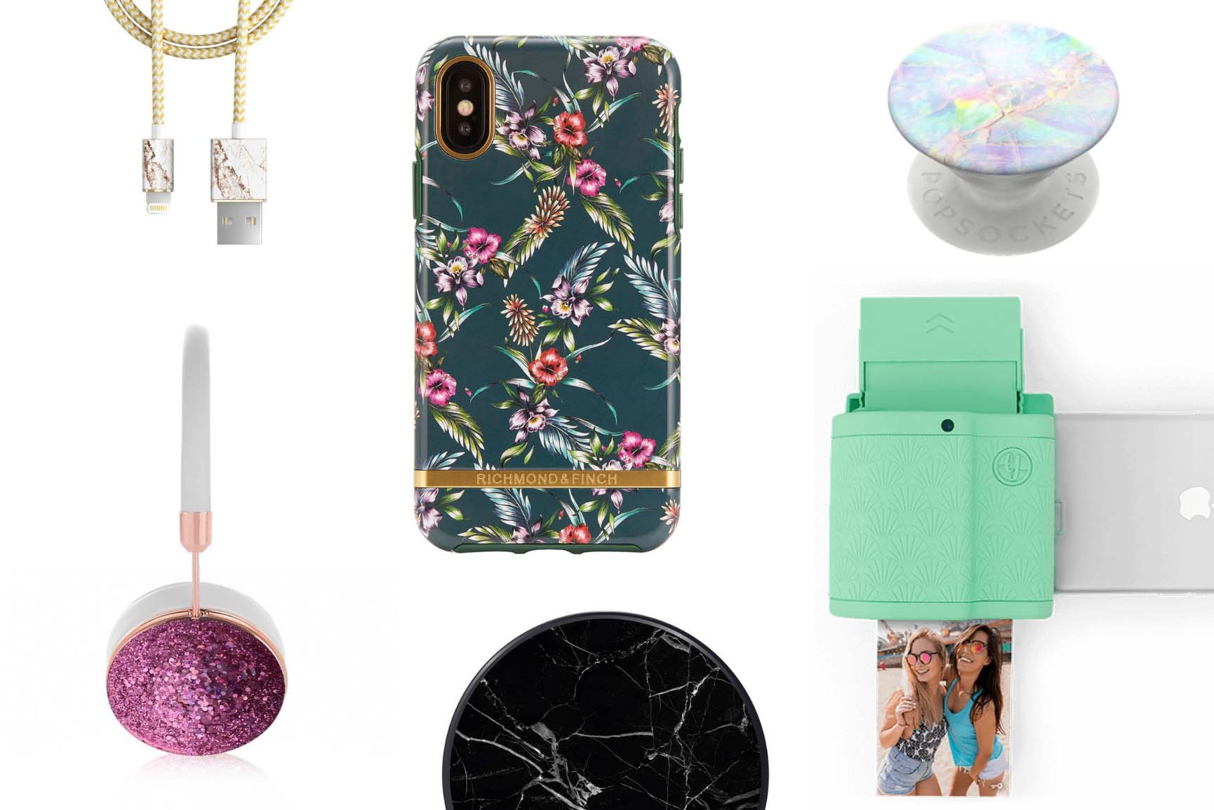 timeless design f7691 e319d Top 10 Must-Have Accessories For Your New iPhone Xs | Preppy Wallpapers