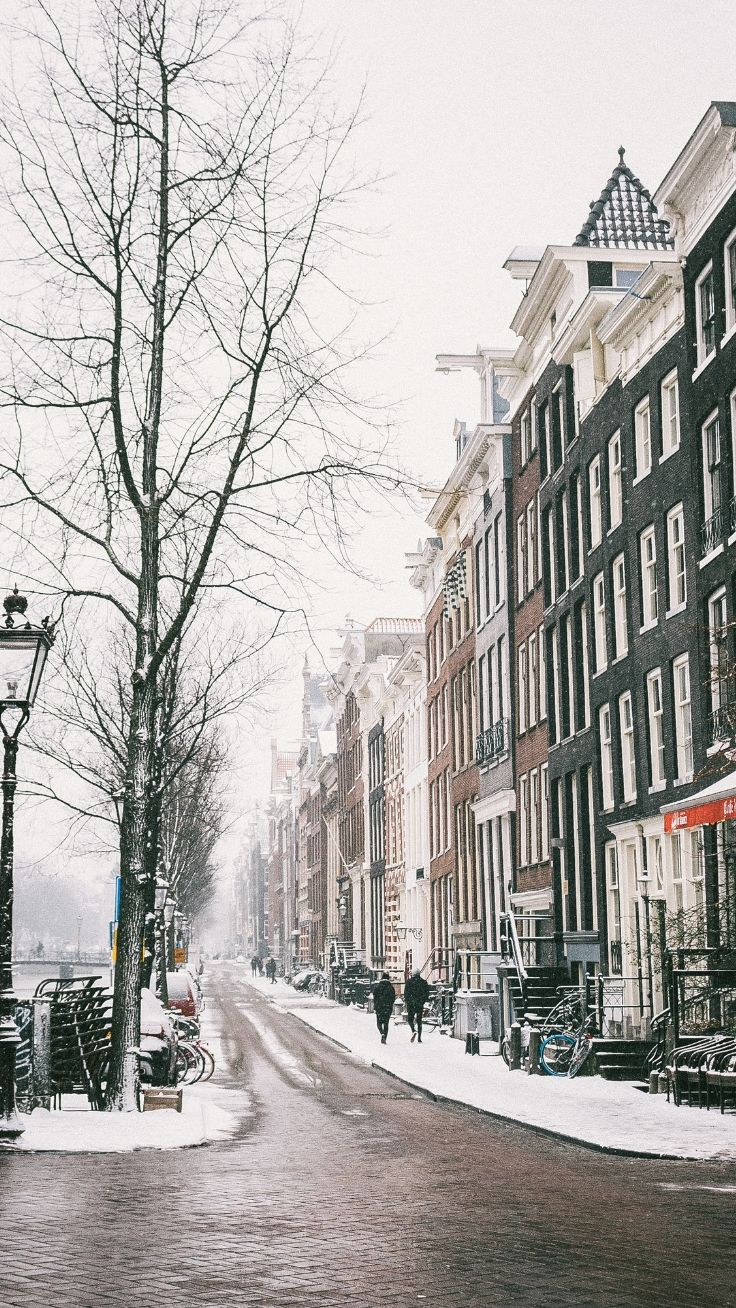 Amsterdam iPhone Wallpapers by https://tulipsandtravels.com
