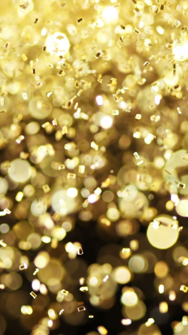 Gold Glitter Festive Christmas iPhone 11 Wallpaper Background Collection