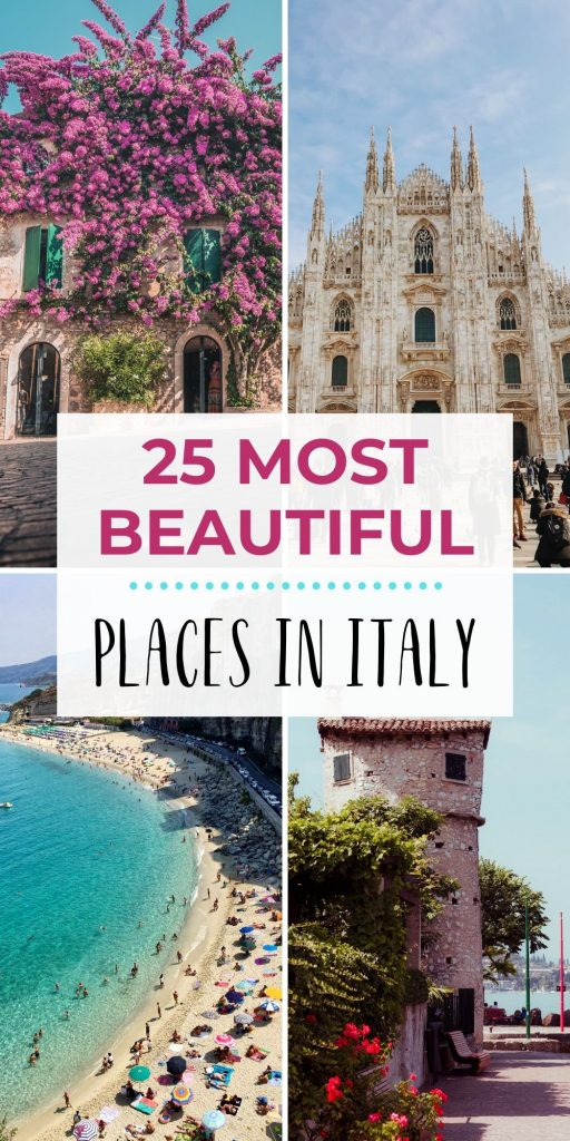 Best Places Italy Roadtrip